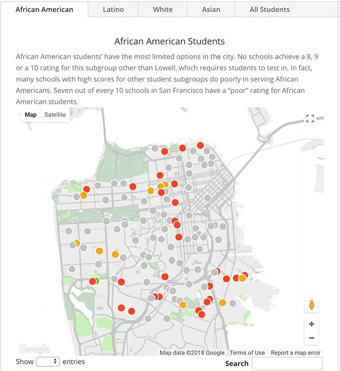 map | Innovate Public Schools